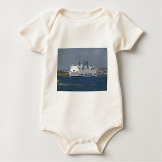 Transbordador Isla De Botafoc Trajes De Bebé