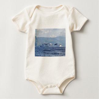 Transbordador Partenope Body Para Bebé
