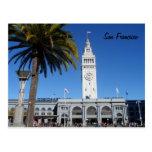 Transbordador que construye San Francisco Postal