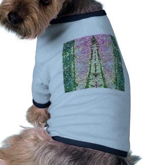 """Transcendent""  CricketDiane Visual Languages Pet T Shirt"