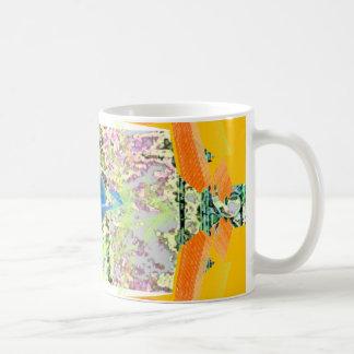 """Transcendent""  CricketDiane Visual Languages Classic White Coffee Mug"