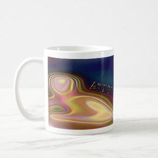 transcendental meditation coffee mug