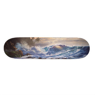 Transcending Beauty Skateboard Deck