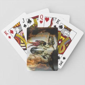Transcending Times Poker Deck