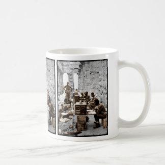 Transcribers in the Ruins Coffee Mug
