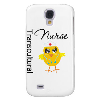 Transcultural Nurse Chick v1 Samsung Galaxy S4 Cover