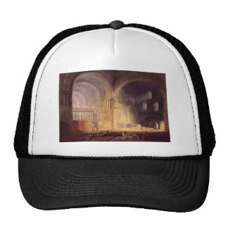 Transept of Ewenny Priory by William Turner Hat