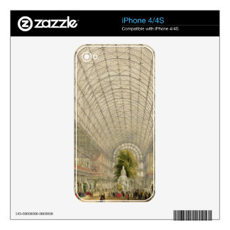 Transept of the Crystal Palace, pub. by Day and So Decal For The iPhone 4S