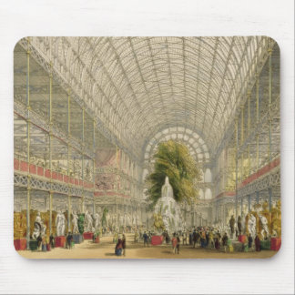 Transept of the Crystal Palace, pub. by Day and So Mouse Pad