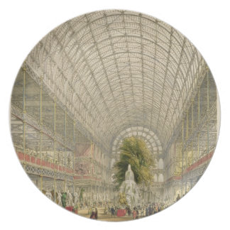 Transept of the Crystal Palace, pub. by Day and So Plate