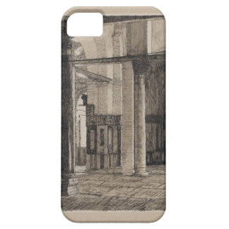 Transept of the Mosque of El Aksa by James Tissot iPhone SE/5/5s Case