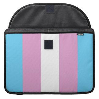 Transexual orgulloso funda para macbook pro