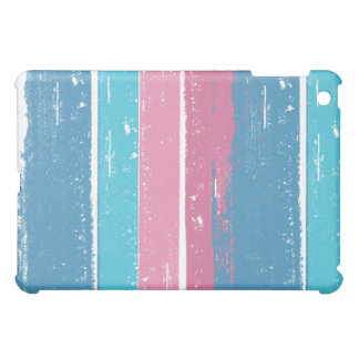 TRANSEXUAL PRIDE INK BAR COVER FOR THE iPad MINI