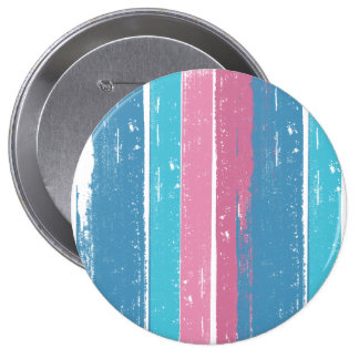 TRANSEXUAL PRIDE INK BAR -.png 4 Inch Round Button