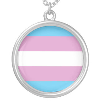 Transexual Pride Necklaces