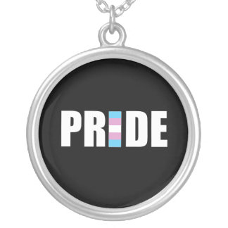 TRANSEXUAL PRIDE WORD FLAG JEWELRY