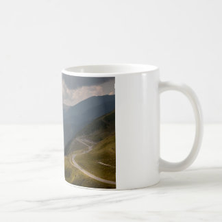 transfagarasan, Romania Coffee Mug