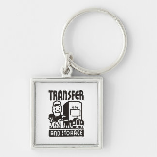 Transfer and Storage Keychain