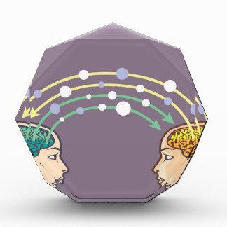 Transfer of information between minds award