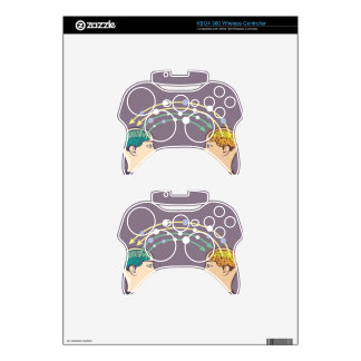 Transfer of information between minds xbox 360 controller skin