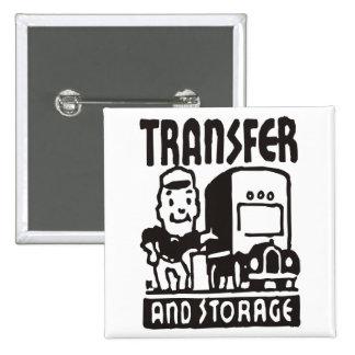 Transferencia y almacenamiento pin
