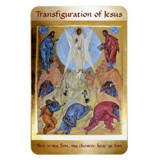 Transfiguración de Cristo Iman Flexible