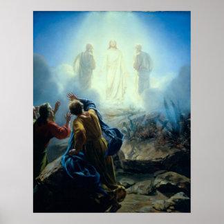 Transfiguración Posters