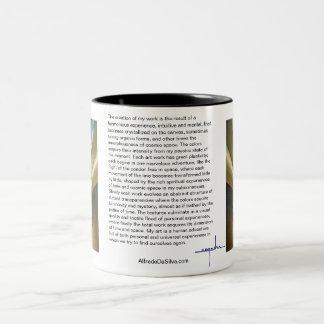 Transfiguration 18x24 Two-Tone coffee mug