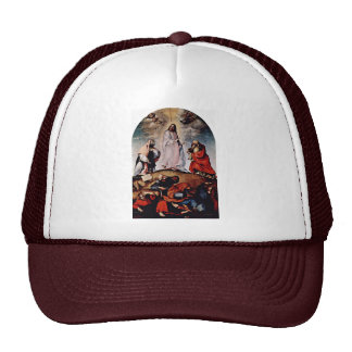 Transfiguration By Lotto Lorenzo (Best Quality) Trucker Hat