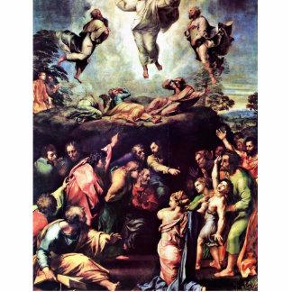 Transfiguration By Raffael (Best Quality) Standing Photo Sculpture
