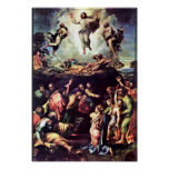 Transfiguration By Raffael (Best Quality) Poster