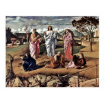 Transfiguration of Christ 1487 Post Cards