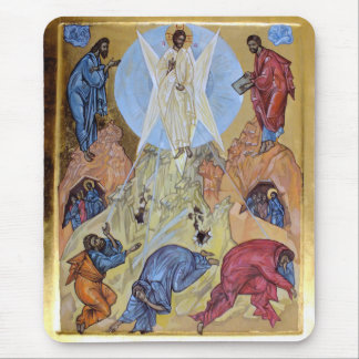 Transfiguration of Christ Mouse Pad