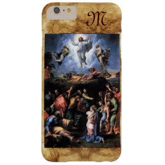 TRANSFIGURATION OF JESUS monogram Barely There iPhone 6 Plus Case