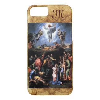 TRANSFIGURATION OF JESUS monogram iPhone 7 Case