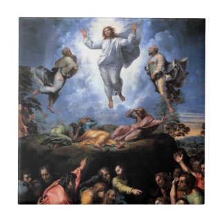 TRANSFIGURATION OF JESUS TILE