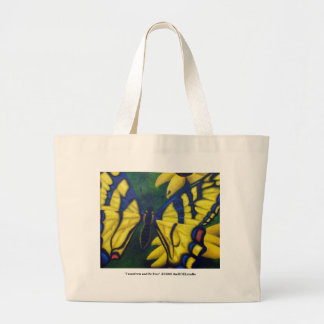 Transform and Be Free Bag