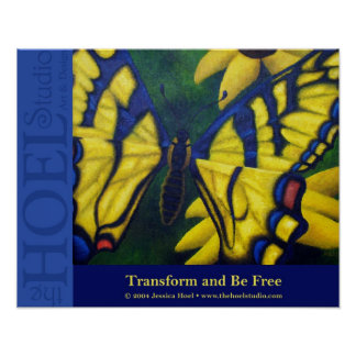 Transform and Be Free Promo Poster