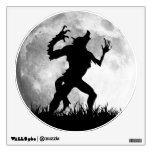 Transformación de la Luna Llena del hombre lobo -