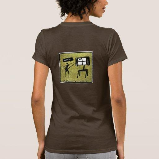 transformación de un ama de casa tshirt