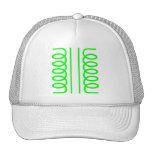 Transformador eléctrico gorra
