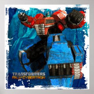 Transformadores FOC - 7 Póster