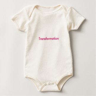 Transformation Baby Bodysuit