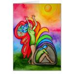 Transformation Card by Rita Loyd
