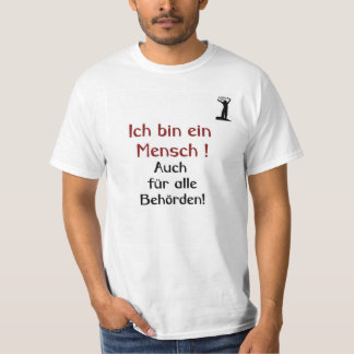 transformation Design - humans - authorities T-Shirt