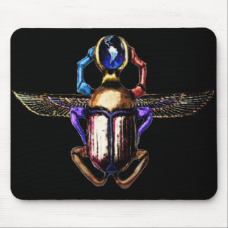 Transformation- Scarab/ wings - Egyptian Mouse Pad