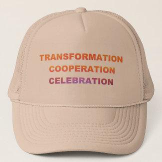 Transformation Trucker Hat