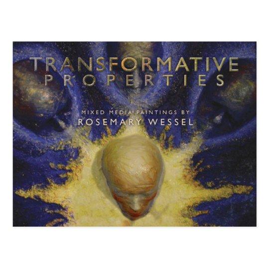 Transformative Properties Postcard