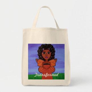 Transformed Canvas Bag