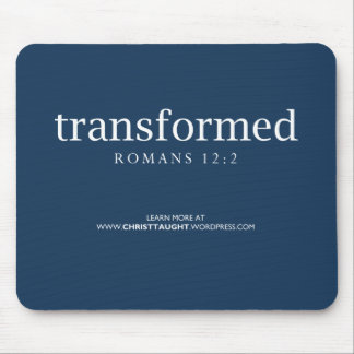 Transformed Mousepad
